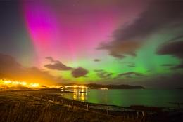 Broadford, Northern Lights