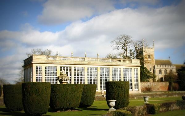 Belton Orangery by gardenersteve