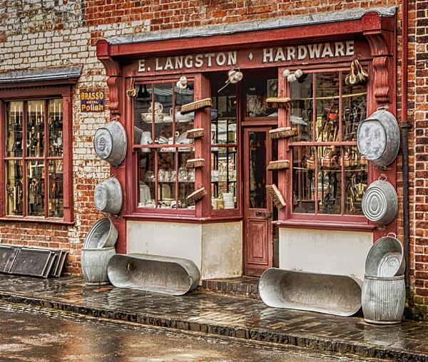 Hardware Store by GordonLack