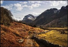 Stonethwaite Valley.