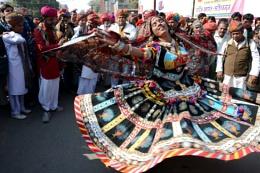 The music and dance of Rajasthan kaalbeliya dance