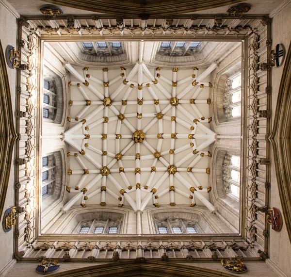 York Minster tower by Belleyeteres
