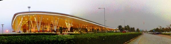Bengaluru International Airport by haritsa8