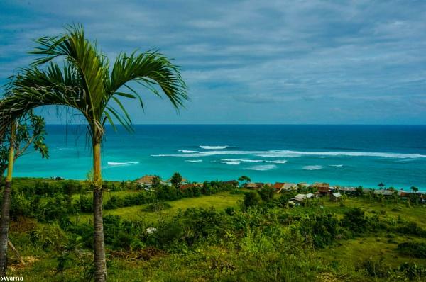 Pandawa Beach - Nusa Dua, Bali Indonesia by Swarnadip