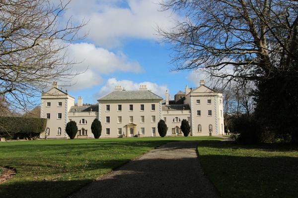 Saltram House by LinBrennan