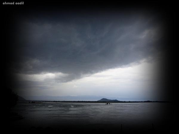 Panoramic View of Famous DAL LAKE