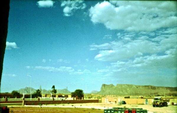 Algeria: 1. Tamanrasset, Hoggar mountains by gss