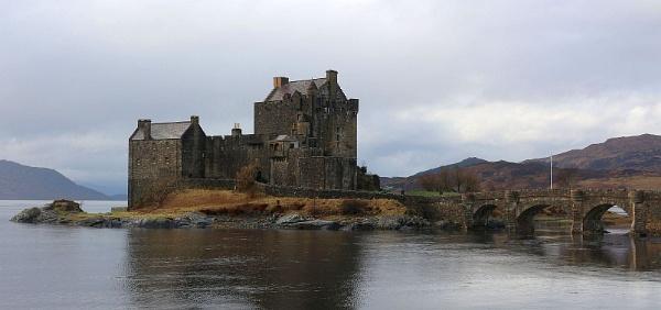 Eilean Donan Castle. by Nigwel