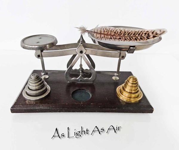 As Light As Air by peterjread