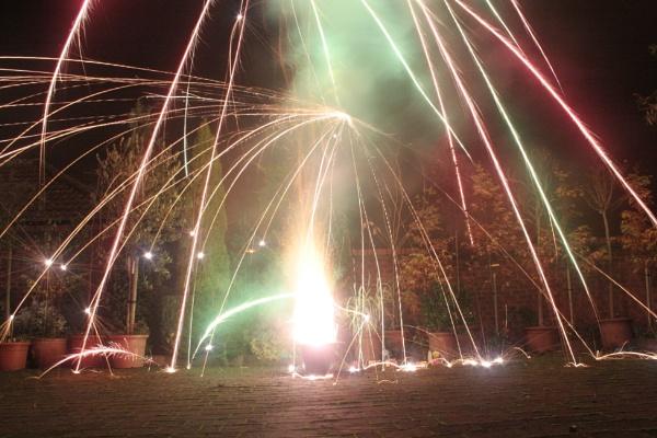 Fireworks by victorialee