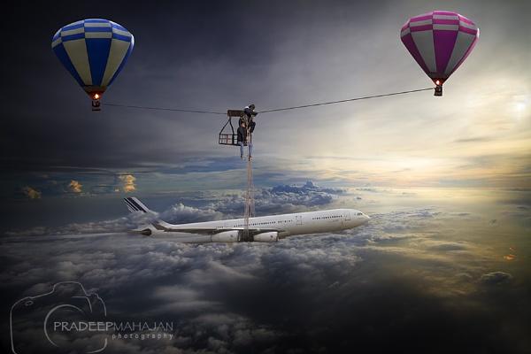 Pulling out of Turbulence by pradeepmahajan