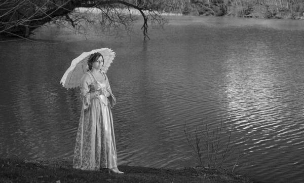 Lady of the Lake by msa01uk