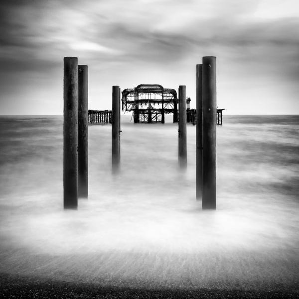 West Pier, Brighton by PhilNewberry