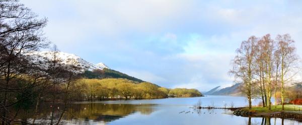 Loch Earn by wulsy