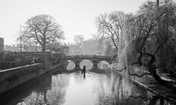 Misty Morn on the Cam... by billydo