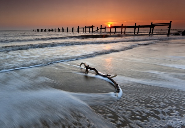 Norfolk Dawn by pink