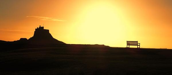 Lindisfarne Dawn by malburns