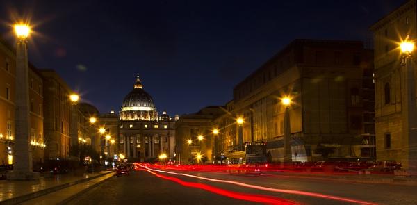Via del Conciliazione by philhomer