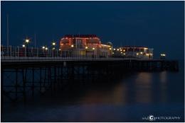 Worthing Pier at Night