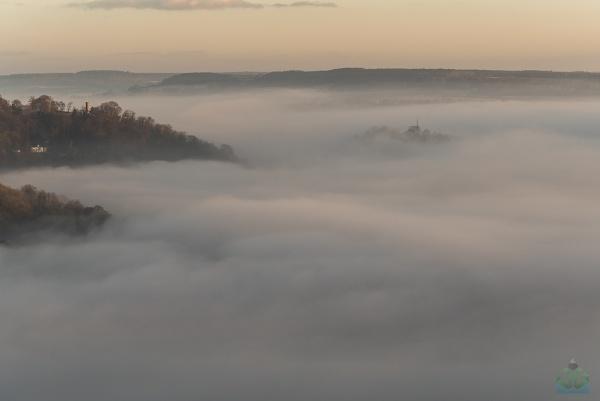 Matlock Mists by jamesgrant
