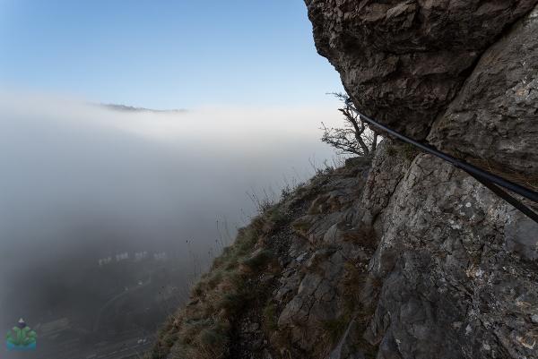 Giddy Edge - High Tor by jamesgrant