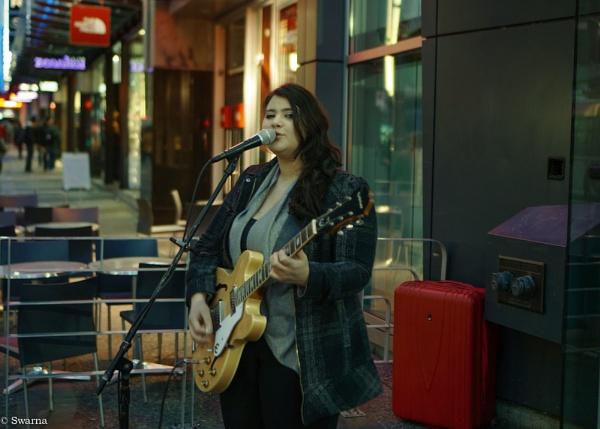 The Singer by Swarnadip
