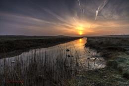 Saltmarsh Sunrise