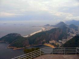 Rio de Janeiro land and seascape