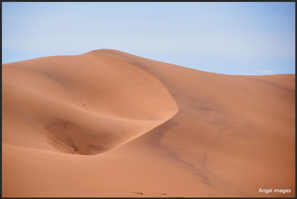 Dunes by ColleenA