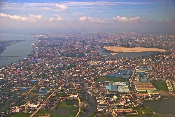 Phnom Penh by Myed