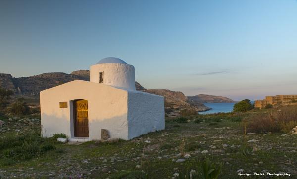 Saint Nicolas chapel by GeorgePlatis