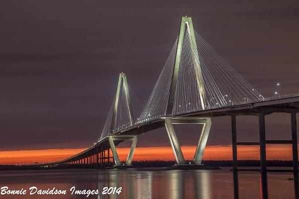 Arthur Ravenel Jr. Bridge by TexasSky