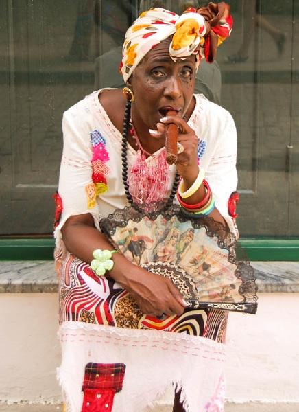 Lady in Havana by Putnam
