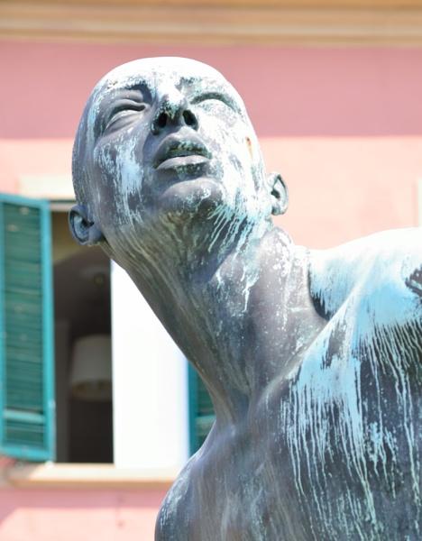 Slave memorial face by Dairtreephoto
