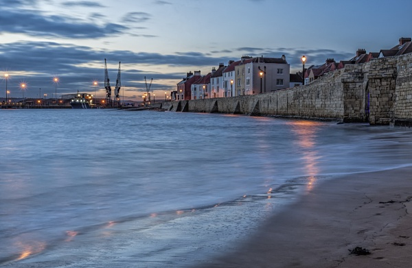 Town Wall, Hartlepool by HUFC