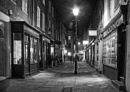 Islington High Street at night by mikecrowson