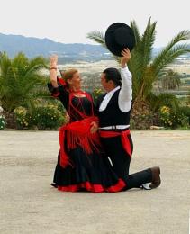 Spanish Dancing 4