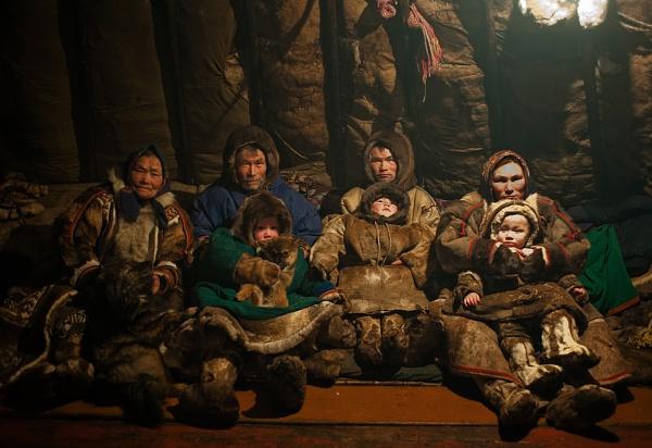 Meet the Family by BURNBLUE