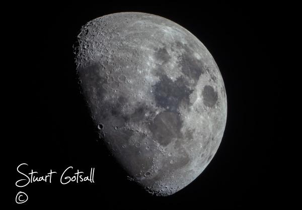 Moon by MrGoatsmilk