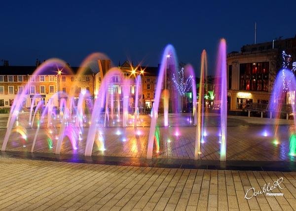 Barnsley Pals Centenary Square by matrix45