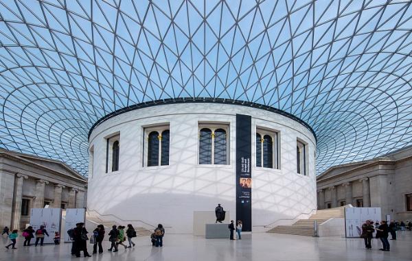 British Museum by Kim Walton