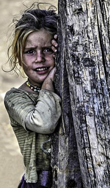 Little Romanian Girl by Berniea