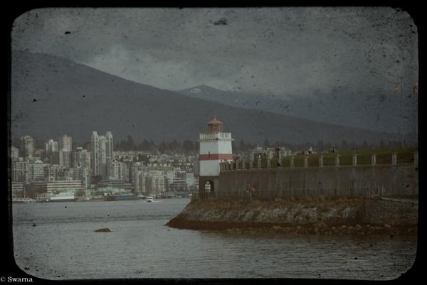 Brockton Point - Stanley Park, Vancouver BC by Swarnadip