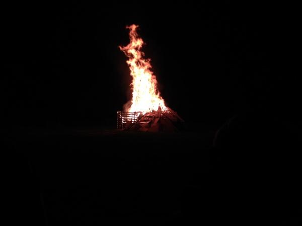 Bonfire Night in Cov by sidders
