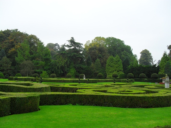 Coombe Abbey Maze by sidders