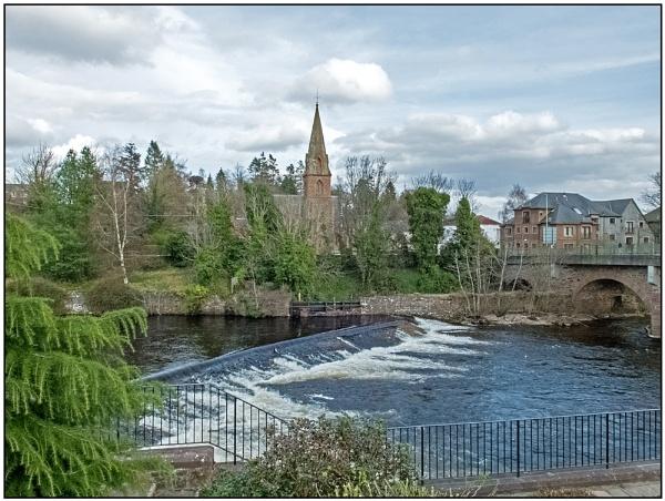 River Ericht by lenocm