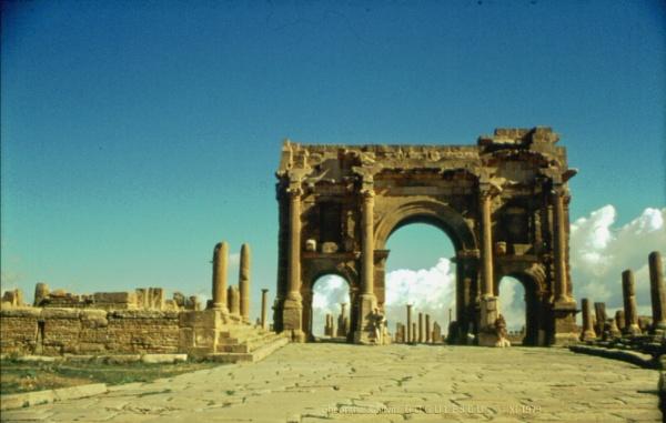 Algeria: 7. Timgad by gss