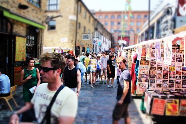 Camden Market by Nigwel