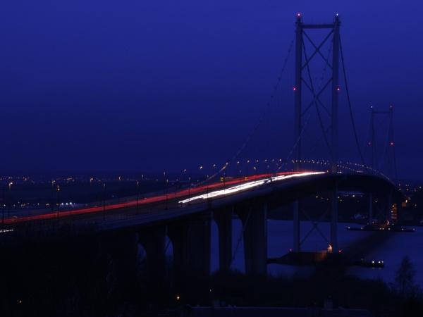Forth Road Bridge by Nigwel