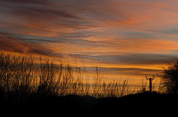 \'Unreal\' sky by DickyK